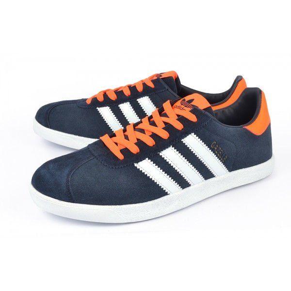 4965a05f ᐉ Купить Кроссовки мужские замшевые Adidas Gazelle orange – в ...