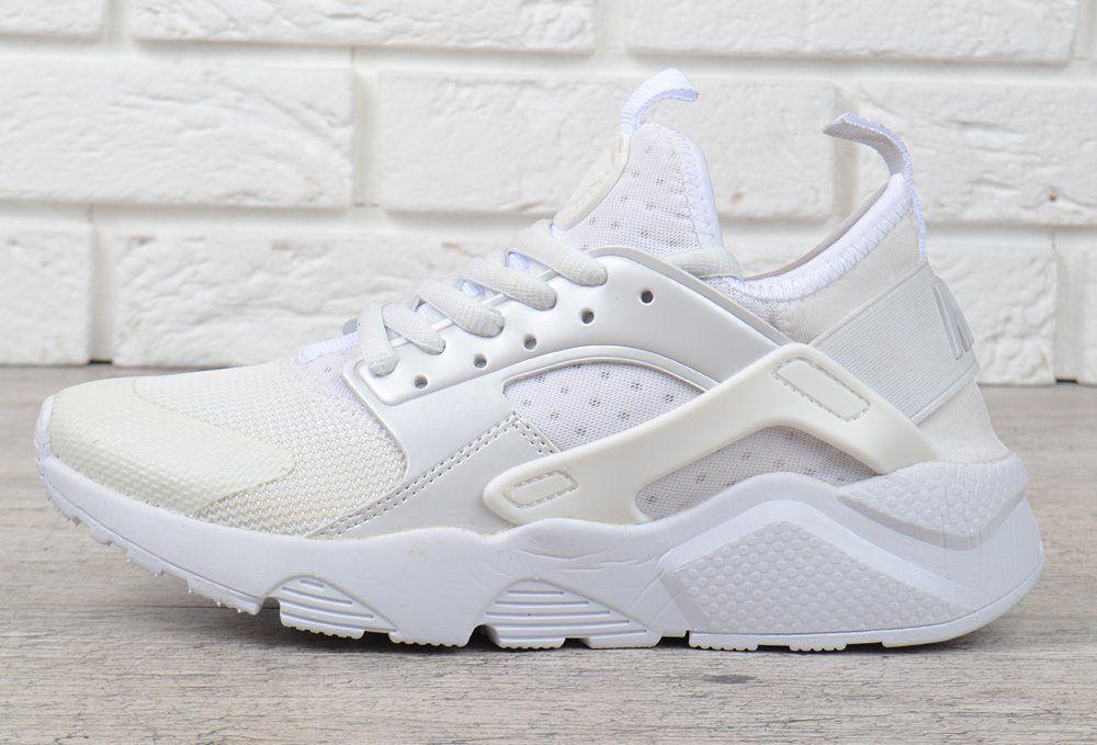 a2b515e78a6a27 ᐉ Купити Кросівки жіночі білі Nike Air Huarache Ultra – в інтернет ...