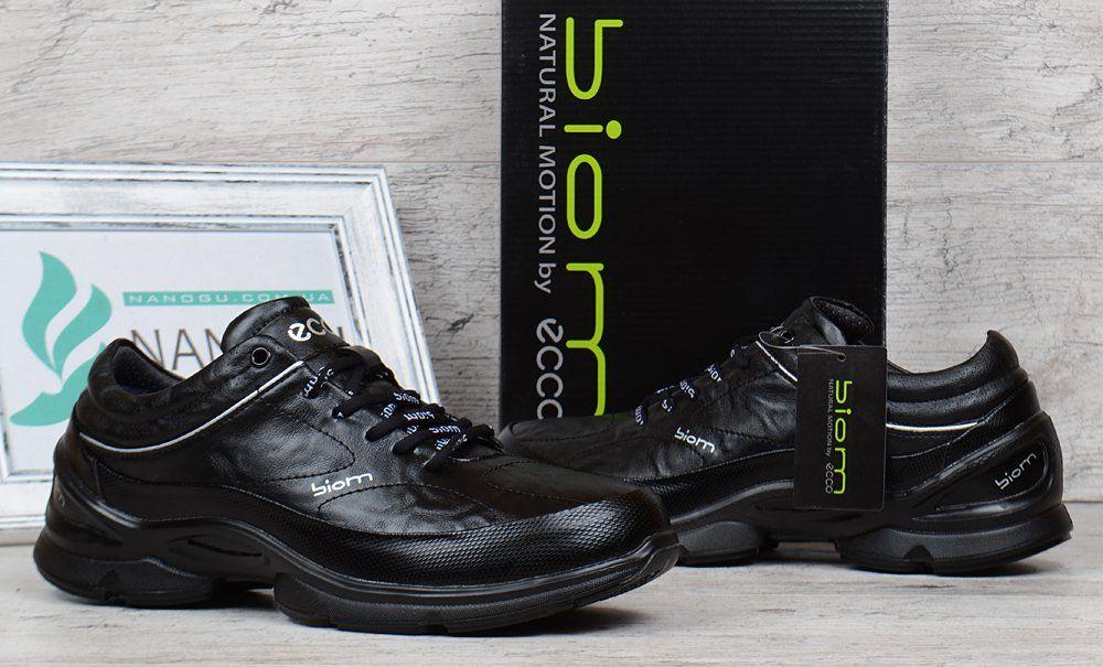 c086053de0a467 ᐉ Купити Ботинки чоловічі зимові шкіряні Ecco biom natural motion ...
