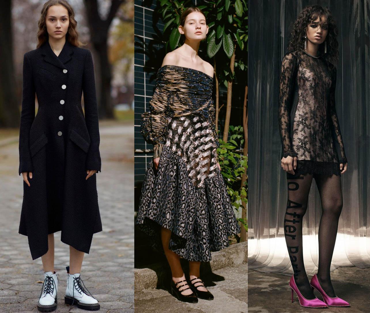 У сезоні осінь-зима 2017-2018 року серед модних тенденцій будуть  переважати 5eb7b9a072a88
