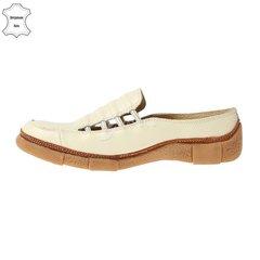 Купить Сабо женские кожаные прошитые 4Rest USA Comfort белые фото, в  интернет-магазине обуви bdf45d11234