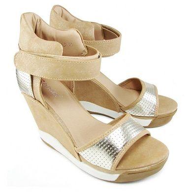 eeb2fbc9be401e КупитиСнікерси босоніжки літні жіночі Sneakers Silver Summer 2016 фото, в  інтернет-магазині взуття Nanogu ...