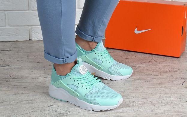 ... КупитиКросівки жіночі Nike Air Huarache Ultra mint м ятні з білим фото 983a9c4a2ecc2