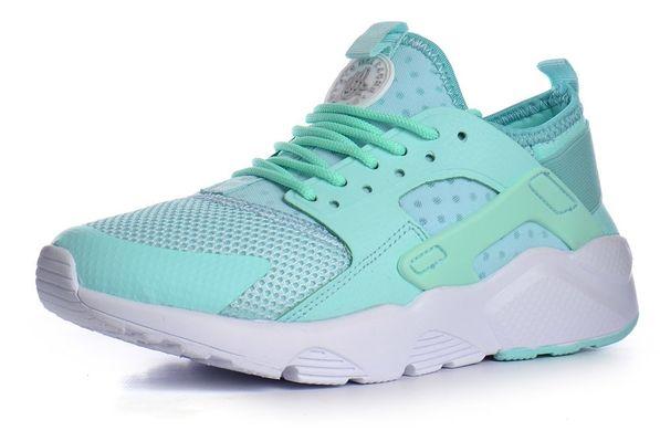 КупитиКросівки жіночі Nike Air Huarache Ultra mint м ятні з білим фото 9e26c165affa0