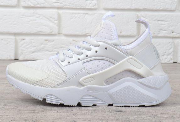 d97bbf14 Купить Кроссовки женские белые Nike Air Huarache Ultra фото, в  интернет-магазине обуви Nanogu ...