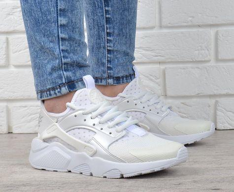 ᐉ Купити Кросівки жіночі білі Nike Air Huarache Ultra – в інтернет ... 27815e51a1d81