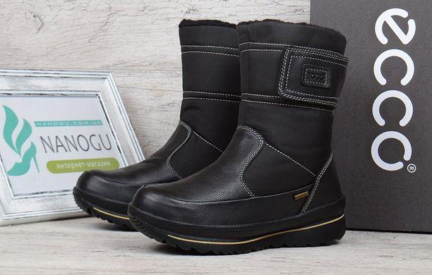 d6aca9fa2 ... Купить Сапоги женские зимние кожаные Ecco Gore-Tex Terra фото, в  интернет-магазине ...