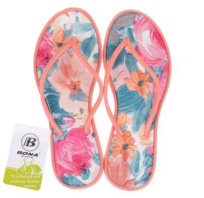ᐉ Купити Шльопанці жіночі в єтнамки коралові пляжні TM Bona – в ... 1350a4f8079f8