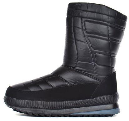 b2ba9aa8c Купить Дутики мужские зимние дутые сапоги черные Men's Duthics фото, в  интернет-магазине обуви ...