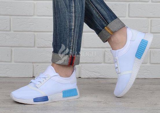ᐉ Купити Кросівки жіночі білі Sanders на шнурівці – в інтернет ... a71247b2eeba5