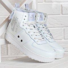 ba9774c7 Купить Кроссовки женские кожаные Nike Air Force 1 белые на платформе  Индонезия фото, в интернет