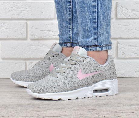 56a97892e638f6 КупитиКросівки жіночі Nike Air Max 90 Shanghai Grey фото, в  інтернет-магазині взуття Nanogu ...