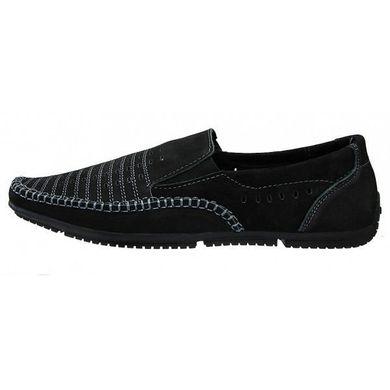 f07571206 Купить Мокасины мужские кожаные черные Carlo Delari. Black Nubuck фото, в  интернет-магазине ...