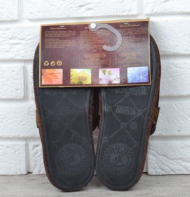 487385d39c1bd ... Купить Тапочки домашние мужские 4Rest Classic brown ортопедическая  стелька фото, в интернет-магазине обуви