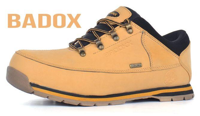 ᐉ Купити Черевики чоловічі весна-осінь Badoxx Hiking жовті Польща ... 0dad7e5ec4430