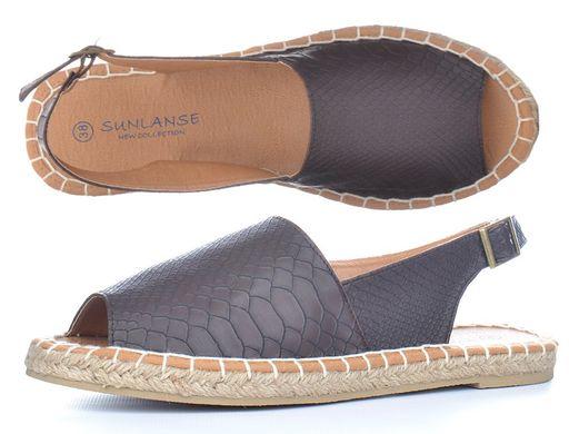 Купить Босоножки женские эспадрильи летние Sunlanse Польша фото, в  интернет-магазине обуви Nanogu. 975378974af