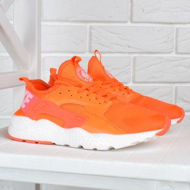 3ff918a0dbfc5a КупитиКросівки жіночі Nike Air Huarache Ultra Living Coral помаранчеві з  білим фото, в інтернет- ...