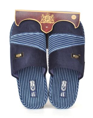 22ea5a720ac2d Купить Тапочки домашние мужские 4Rest Classic blue ортопедическая стелька  фото, в интернет-магазине обуви ...