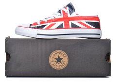 000c2f980aeef1 КупитиКеди Converse All Star Chuck Taylor Union з британським прапором  фото, в інтернет-магазині