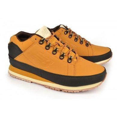 Купить Ботинки мужские кожа New Balance 754 Yellow фото, в  интернет-магазине обуви Nanogu ... 90f654171d7