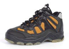 131a7a180606ee Купити. КупитиТермо черевики на хлопчика шкіряні чорні з жовтим ТМ Jela  Німеччина фото, в інтернет-