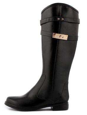 4e6ac315d644c7 КупитиЧоботи жіночі гумові високі чорні на блискавці Beauty Girls фото, в  інтернет-магазині взуття ...
