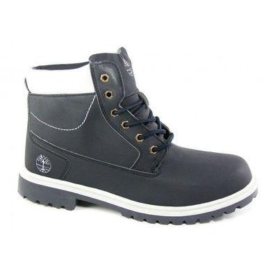КупитиЧеревики чоловічі зимові шкіряні Timberland Black Premium Boot фото 14da44dd6e1a0