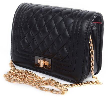 974e63b37ae8 Купить Клатч женский стеганый черный с цепочкой Chanel фото, в интернет-магазине  обуви Nanogu ...